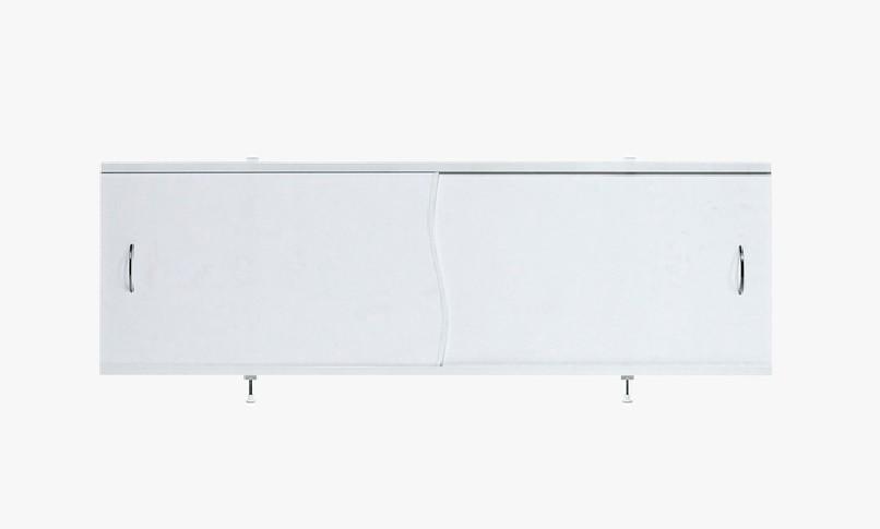 Экран под ванну с рисунком 170